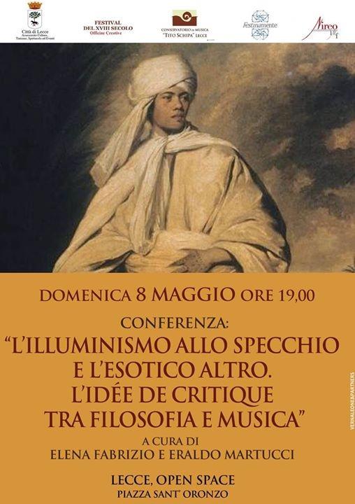 L 39 illuminismo allo specchio e l 39 esotico altro l 39 id e de critique tra filosofia e musica lecce - L immagine allo specchio streaming ...