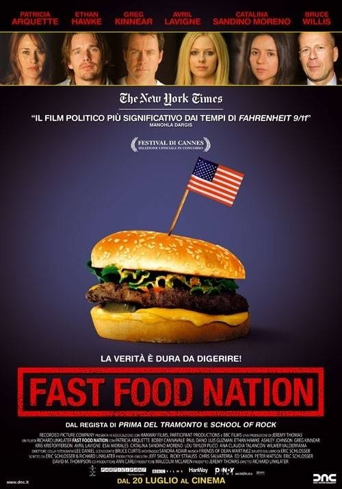 what fast food nation and super Fast food nation 59 likes community jump to sections of this page consider these facts about the fast food industry: by lindsey emerythis super-effective workout routine designed by susan moran-perich.