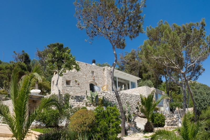 La casa del fico santa maria di leuca castrignano del for Casa di piantagioni del sud
